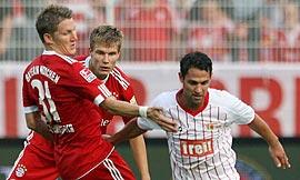Берлин 1-3 Минхен